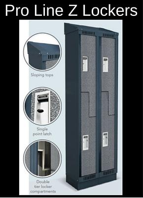 New York Industrial lockers